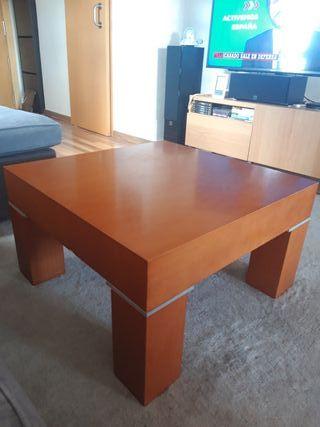 Mesa de centro cerezo
