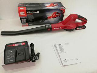 Soplador inalámbrico Einhell GE-CL 18 li kit