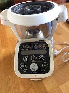 MOULINEX CUISINE COMPANION robot de cocina