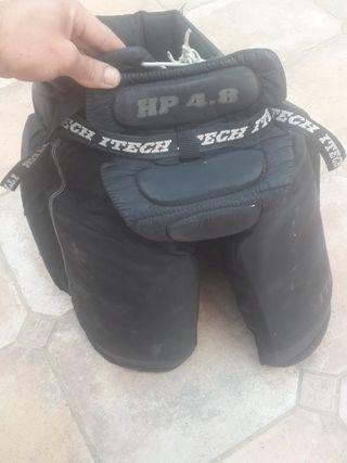 Pantalon protector para portero de hockey ITECH