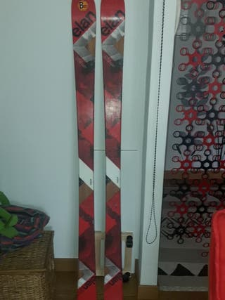 Tablas de esqui de travesia