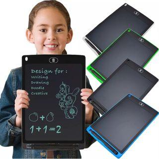 Tableta escritura 8.5 pulgadas niños juego