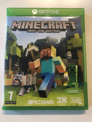 Minecraft. Xbox