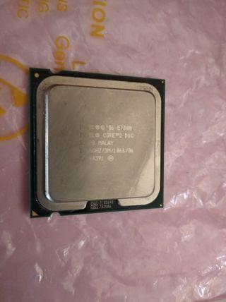 Procesador Core 2 Dúo E7300