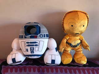 Peluches Star War gigantes