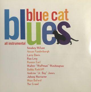 Various Blue Cat Blues - All Instrumentals CD