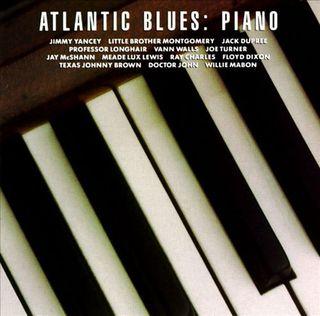 Various Atlantic Blues: Piano CD
