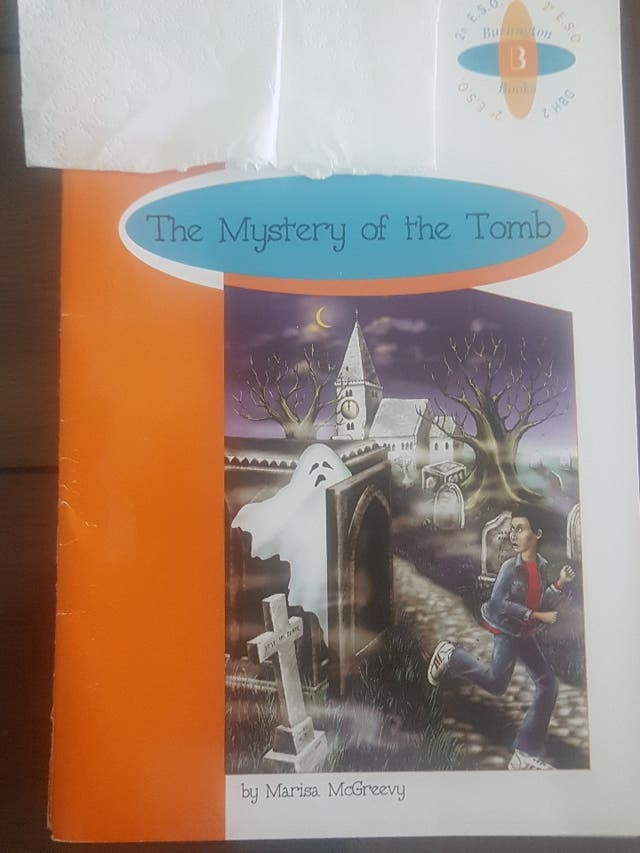 The mystery of the Tomb