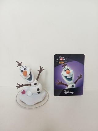 FIGURA DISNEY INFINITY OLAF // FROZEN