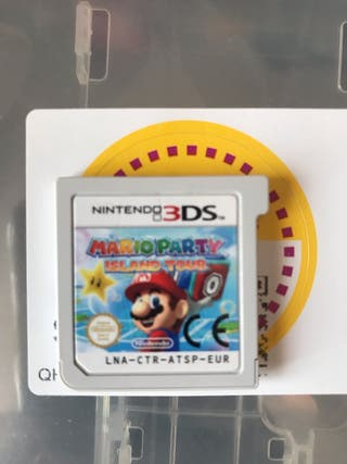 JUEGO MARIO PARTY ISLAND NINTENDO 3DS