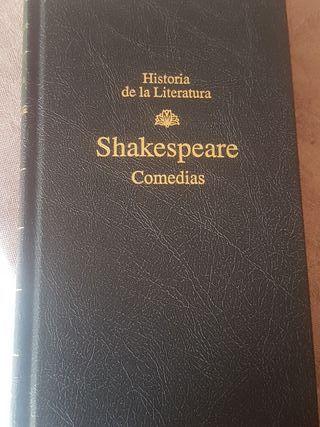 COMEDIAS. Shakespeare ( Historia de la Literatura)