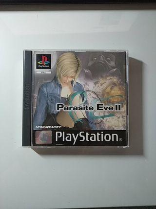 Parasite eve 2 de ps1/ psx