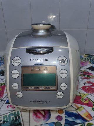chef 2000 turbo inteligente