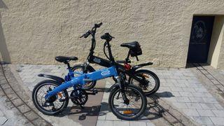 2 bicicletas eléctricas Torrot CitySurfer e-bike