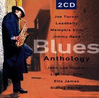 Various Blues Anthology 2 CD