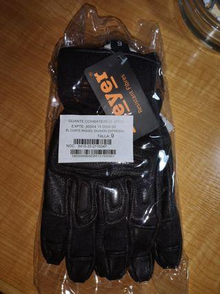 guantes de combate anticortes