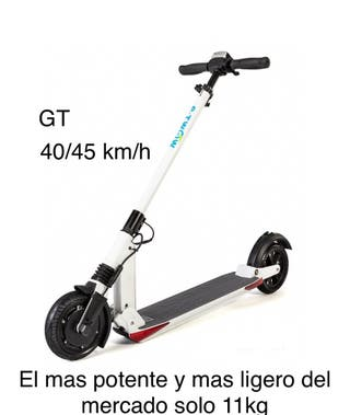 Patinete electrico e-twow GT 2019/2020