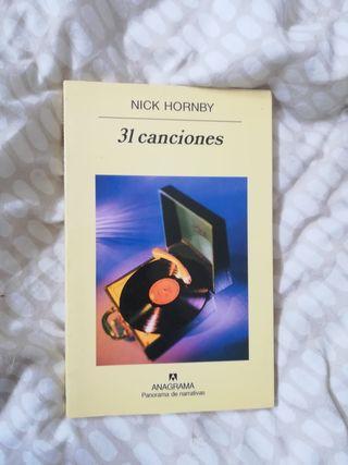 31 canciones de Nick Hornby