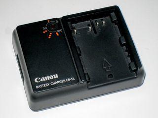 Canon CB-5L Cargador de baterías