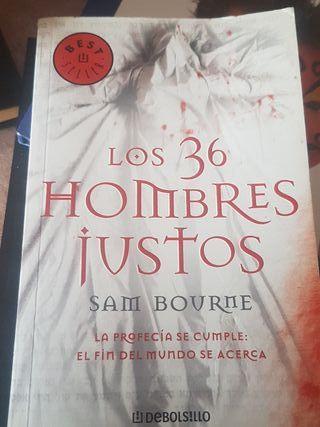 LOS 36 HOMBRES JUSTOS. Sam Bourme.