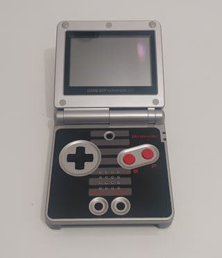 GBA Advance Ed. NES