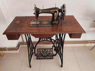 Máquina coser antigua El ABC