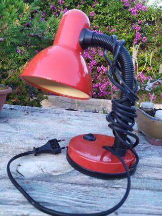 Lámpara/flexo de escritorio
