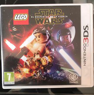 JUEGO LEGO STARS WARS NINTENDO 3DS
