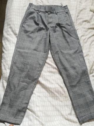 pantalón tobillero a estrenar talla S