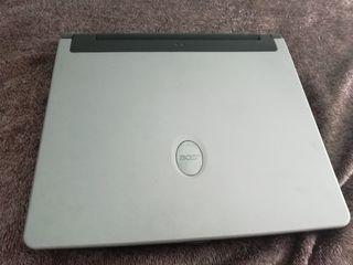 Ordenador portátil Acer. No enciende