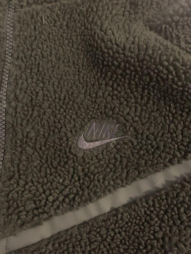 Chaqueta borreguito Nike