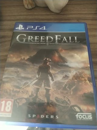 Greed Fall ps4 juego