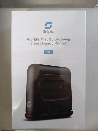 Impresora portátil de inyección de tinta