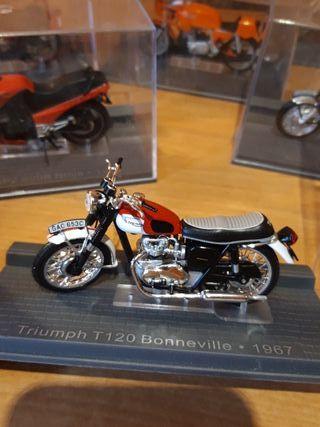 Maquetas motos antiguas