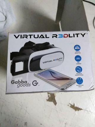 Gafas VIRTUAL R3DLITY