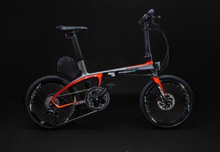 BICICLETA ELECTRICA PLEGABLE CARBON