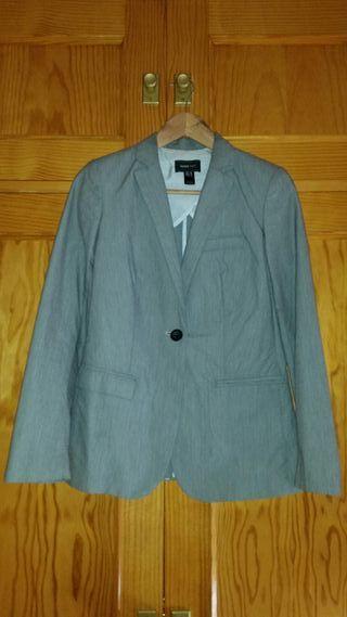 Traje de chaqueta y pantalón Mango