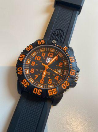 Reloj Luminox Navy Seal Colormark Series 3050/3950
