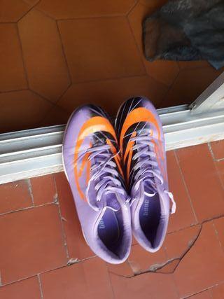 zapatillas football sala 43