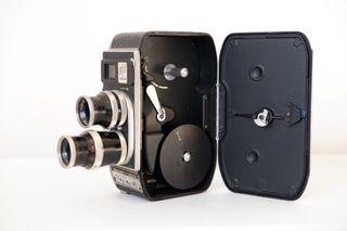 Bolex Paillard video 8mm