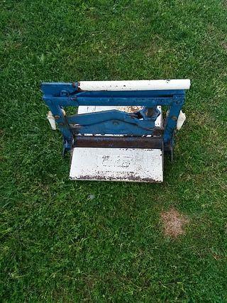 guillotina cizalla cortadora baldosa terrazo