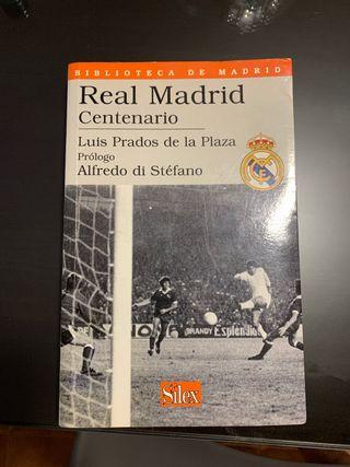 Libro Real Madrid Centenario