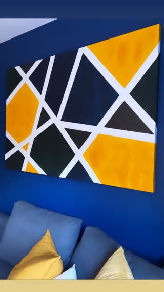 Made to order wall art (100X150cm)
