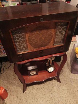 radio años 40