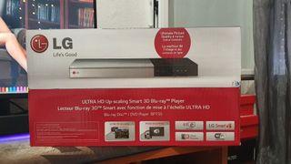 LG BP 735 Reproductor BluRay USB Wifi 3D