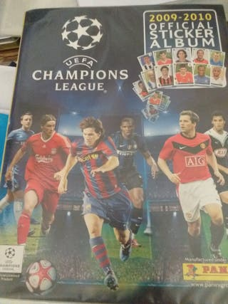 UEFA champions league 2009/10