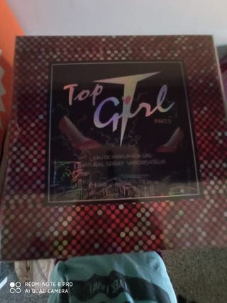 Perfume Tacon Carolina Girl