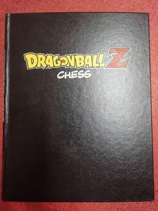 libro dragon ball chess ajedrez