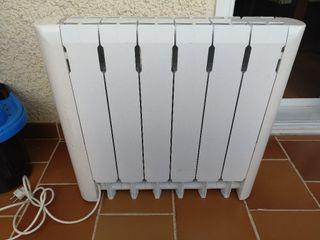 emisor térmico radiador calor azul 750 w