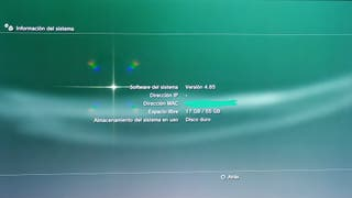 "disco duro 2.5"" PS3 60gb"